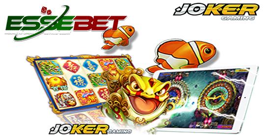 Game ikan joker123